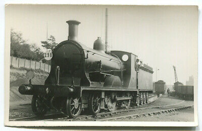 £2 • Buy Vintage Steam Railway Photograph - LSWR T9 Class 4-4-0 - Plymouth Friary Depot?