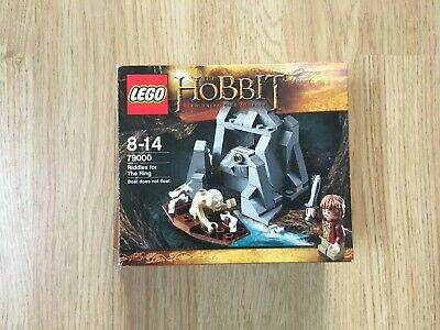 £6 • Buy LEGO 79000 The Hobbit Riddles For The Ring-100% Complete. Manual And Figures Inc