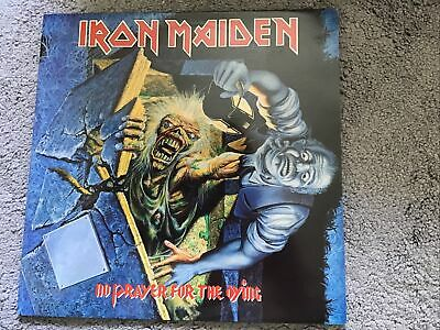 £10.50 • Buy Iron Maiden - No Prayer For The Dying. Vinyl 1990 UK A1/B1 First Press. VG+/NM