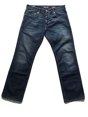 £4.99 • Buy Mens Duck And Cover Denim Straight Blue Jeans W32 L30