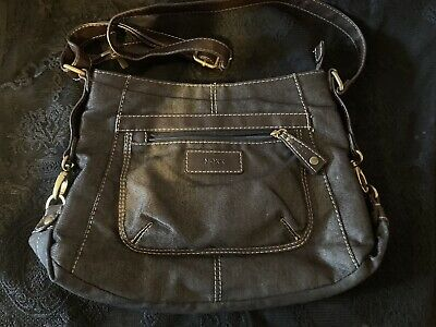 £8 • Buy Bag By Mexx Denim Shoulder With Pockets