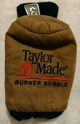 £9.50 • Buy Taylormade Burner Bubble 3 Wood Headcover (2)