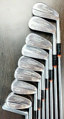 $99.99 • Buy MacGregor Tommy Armour Silver Scot Tourney Iron Set 2-9 #905+Iron Master Putter