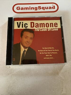 £2.95 • Buy Vic Damone, The Look Of Love CD, Supplied By Gaming Squad