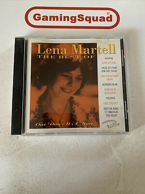 £2.95 • Buy The Best Of Lena Martell CD, Supplied By Gaming Squad