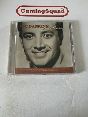 £2.95 • Buy Vic Damone, Over The Rainbow CD, Supplied By Gaming Squad