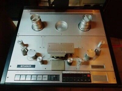 £10000 • Buy Studer A820 24 Tracks Dolby Sr With Remote From Sony Studios