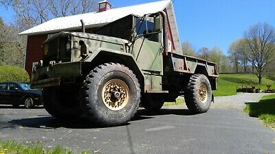 $9000 • Buy 1971 M35 AM General-Bobbed-Military Truck-Classic-Antique-Road Legal-Big Tire