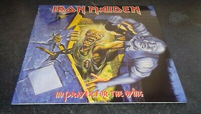 £0.99 • Buy Iron Maiden - No Prayer For The Dying (Vinyl)