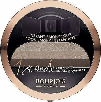 £9.99 • Buy Bourjois Instant Smoky Look 1 Second Eyeshadow  07-stay On Taupe