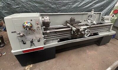 £9995 • Buy Colchester Mascot 1600 Gap Bed Lathe Quick Change Tool-Post Taper Attachment