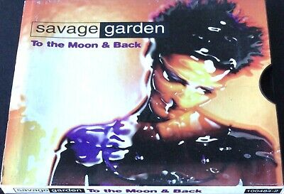 AU7 • Buy SAVAGE GARDEN - To The Moon And Back - CD Single - Free Post