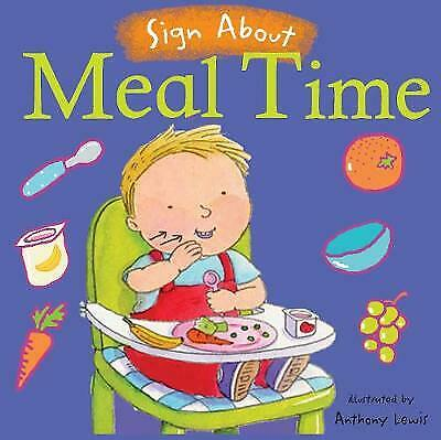 £4.48 • Buy Meal Time: BSL (British Sign Language) (Board Book, 2005)