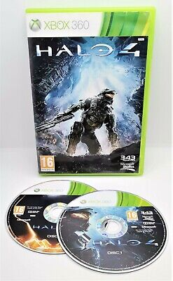 £3.99 • Buy Halo 4 Video Game For Microsoft Xbox 360 PAL TESTED
