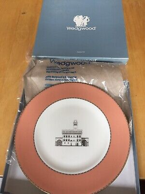 £39.99 • Buy Wedgwood Grand Tour Collection 1 Dessert Plate Palazzo Vecchio Florence Boxed