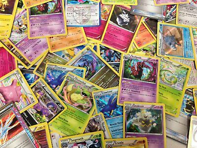 $30 • Buy Pokemon Cards Lot 500 +Holo, Reverse Holo, Rares,Commons,Uncommon,Trainer/energy
