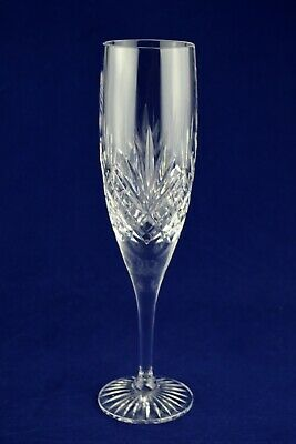 """£29.50 • Buy Royal Doulton Crystal """"WESTMINSTER"""" Champagne Glass / Flute 21.6cms (8-1/2″)"""