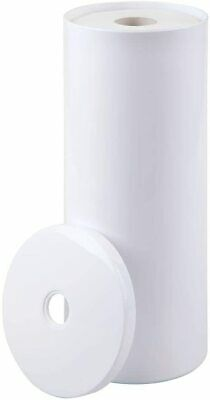 £19.99 • Buy Free Standing Toilet Roll Holder Loo Roll Stand For Bathroom Storage