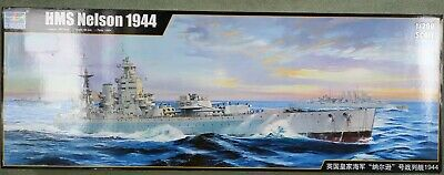 £224.99 • Buy Trumpeter 1/200 HMS Nelson 1944