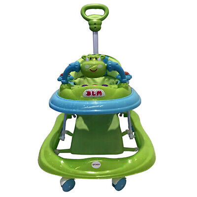 £39.99 • Buy Baby Walker First Steps Push Along Bouncer Activity Music Ride On Car Melody UK