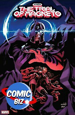 £4.25 • Buy X-men Trial Of Magneto #1 (2021) 1st Printing Main Cover Bagged & Boarded Marvel