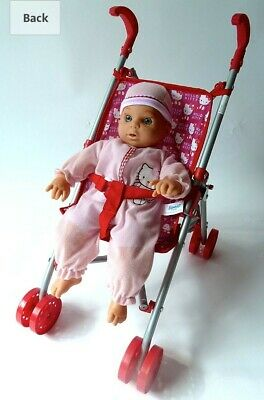 £25 • Buy Hello Kitty Stroller Toy With 38cm Doll