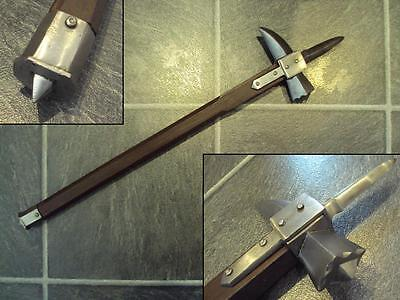 £55.95 • Buy Spiked Medieval Warhammer. - Perfect For Costume Re-enactment Stage/Decoration
