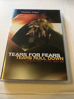 £6.98 • Buy Tears For Fears - Tears Roll Down - Greatest Hits 82 - 92 DVD, VGC Free Post
