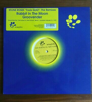£55 • Buy The Stone Roses - Fools Gold: The Remixes 12  Vinyl Single 1999 US Import