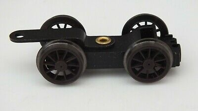 £4.75 • Buy X8424 Hornby Triang Front Bogie A4 Red Wheels No Coupling       P12b