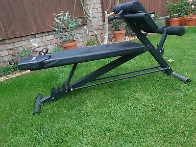 £40 • Buy Exercise Bench Adjustable Multi Use