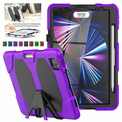 AU24.43 • Buy For IPad 7/8th Pro 12.9/11/10.5/9.7 Shockproof Case+Screen Protector Heavy Duty