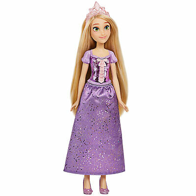 £10.99 • Buy Disney Princess Royal Shimmer Rapunzel Fashion Doll,Toy For Kids Ages 3 And Up