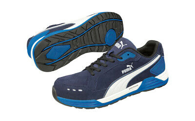 AU149.95 • Buy Puma Airtwist Safety Shoes 644657 Blue And White
