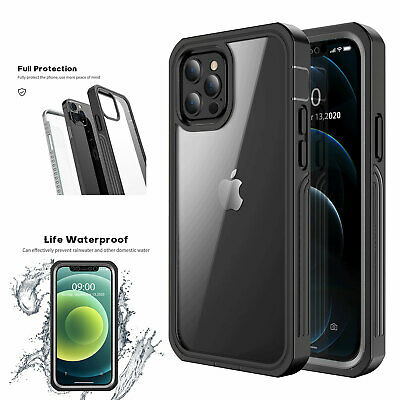 AU8.70 • Buy For IPhone 11 12Pro Max XS MAX X 6s 7 8 Plus Defender Shockproof Waterproof Case