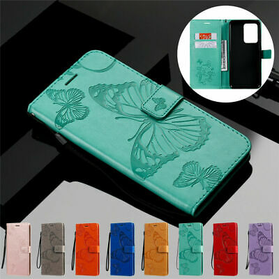 AU11.90 • Buy For Samsung S21 S20 Ultra Plus S10S9S8 Note 20 Magnetic Flip Leather Wallet Case