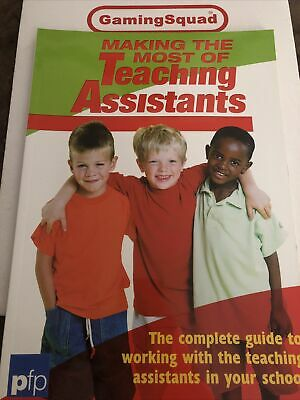 £5.50 • Buy Making The Most Of Teaching Assistants PB Book