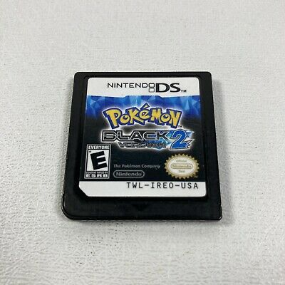 $119.99 • Buy Pokemon Black 2 Version (Nintendo DS) Authentic Cartridge Only Tested