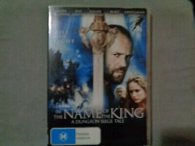 £2.64 • Buy In The Name Of The King A Dungeon Siege Tale 2008 Jason Statham  9321337098524