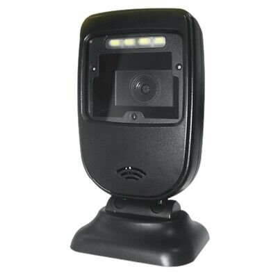 £38.99 • Buy XT7308 USB / RS232 2D Wired Desktop Barcode Scanner Portable 1D/2D Code Mul Y8W8