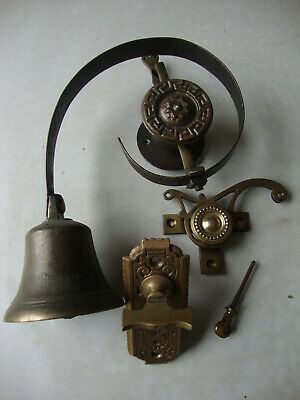 £450 • Buy Antique Complete Kenrick And Sons Bell Pull System  Kite Marked 1878