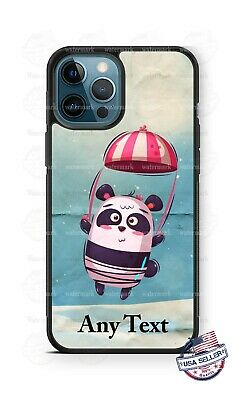 £10.15 • Buy Panda Bear Animae Funny Parchute Animal Personalized Phone Case Cover Cute Gift