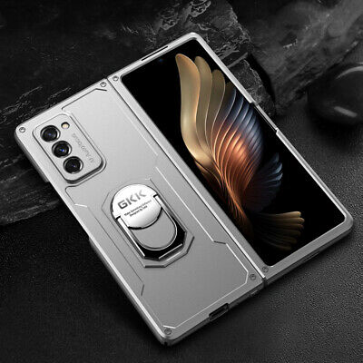 AU18.99 • Buy Shockproof Rugged Hard TPU Foldable Case Cover With Ring For Samsung Z Fold 3 2