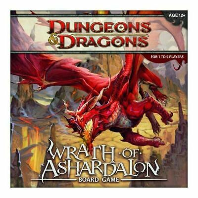 AU124.95 • Buy Dungeons & Dragons Wrath Of Ashardalon Strategy Board Game NEW