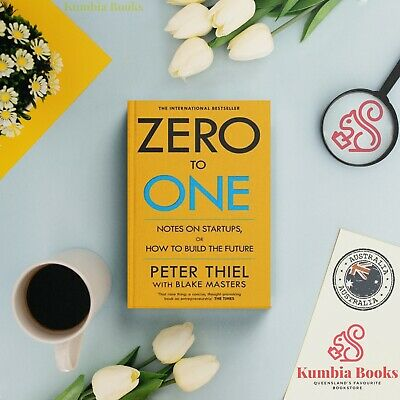 AU22.75 • Buy NEW Zero To One By Blake; Thiel, Peter; Masters Paperback Book | Free Postage