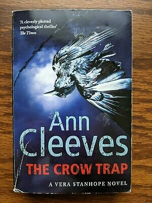 £2.18 • Buy 💎 The Crow Trap By Ann Cleeves (1999) Used Paperback Book 💎