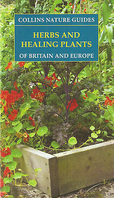 £5.99 • Buy Herbs And Healing Plants Dieter Podlech Collins Nature Guide Medicinal Herbal PB