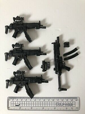 £24.99 • Buy 1/6 Scale MP5 VERY DAMTOYS DID Hot Toys Soldier Story