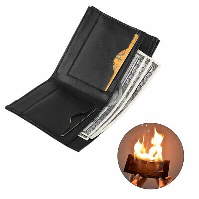 £8.75 • Buy Magic Trick Flame Fire Wallet Magician Stage Street Show Storage Money Card