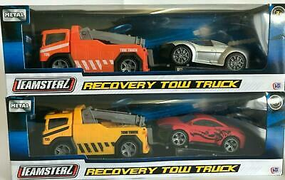 £9.50 • Buy Tow Truck Recovery And Car Scale Model Diecast Metal Toy Gift X 1 Random Sent